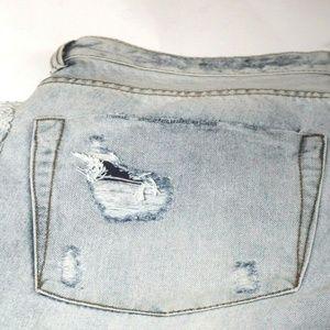 One Teaspoon Destroyed Vtg women's jeans 29